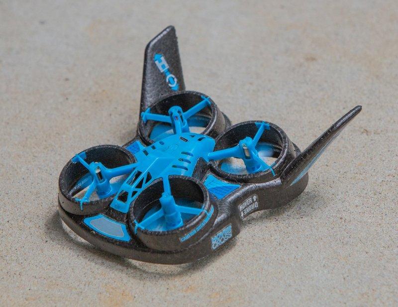 Image 4 of Flight Lab Toys HoverCross RTF blue