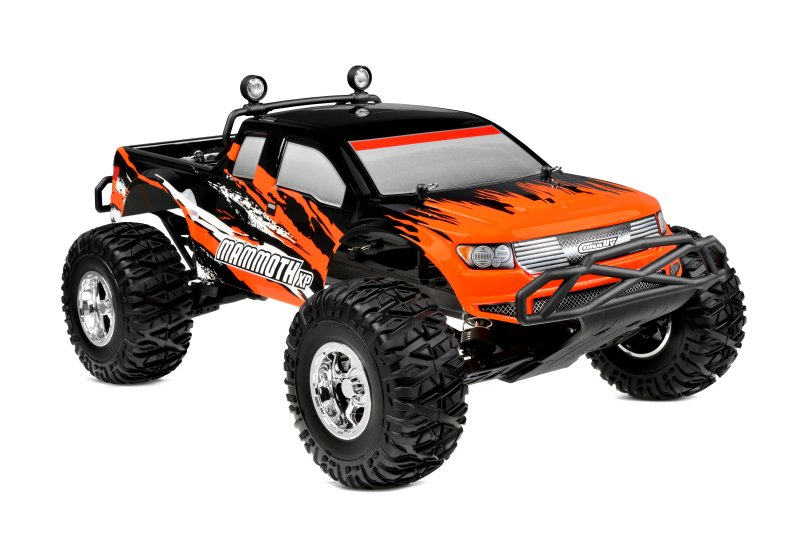 Image 6 of Corally 1/10 Mammoth XP 2WD Desert Truck Brushless RTR (No Battery or Charger)