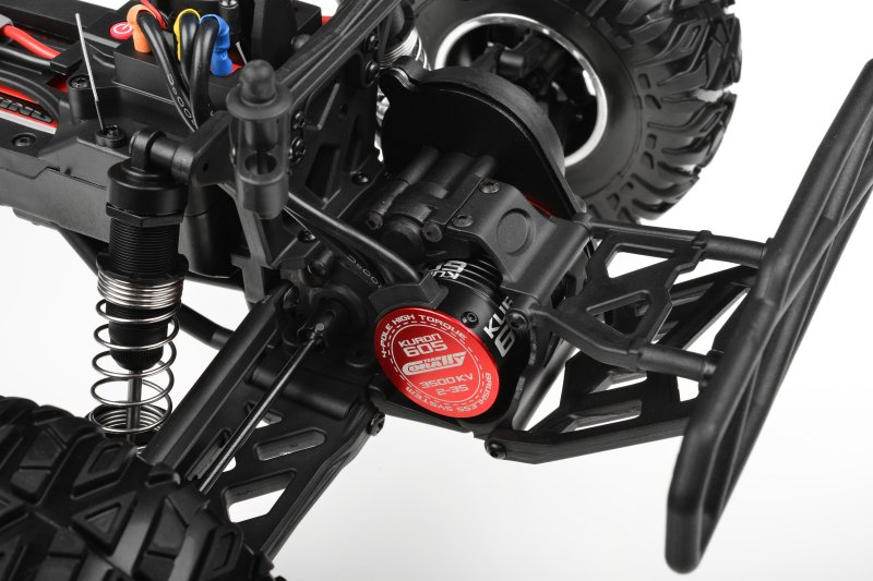Image 8 of Corally 1/10 Mammoth XP 2WD Desert Truck Brushless RTR (No Battery or Charger)