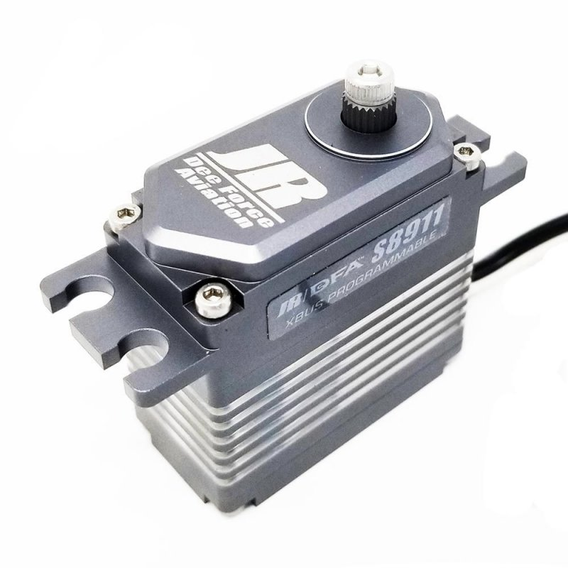 Image 4 of JR S8911 High Torque, High Voltage Programmable Xbus Standard Servo