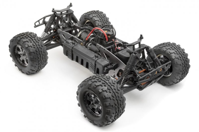 Image 2 of HPI SAVAGE XL Flux GTXL-1 Monster Truck RTR, 1/8 Scale, 4WD, Brushless ESC, w/ 2