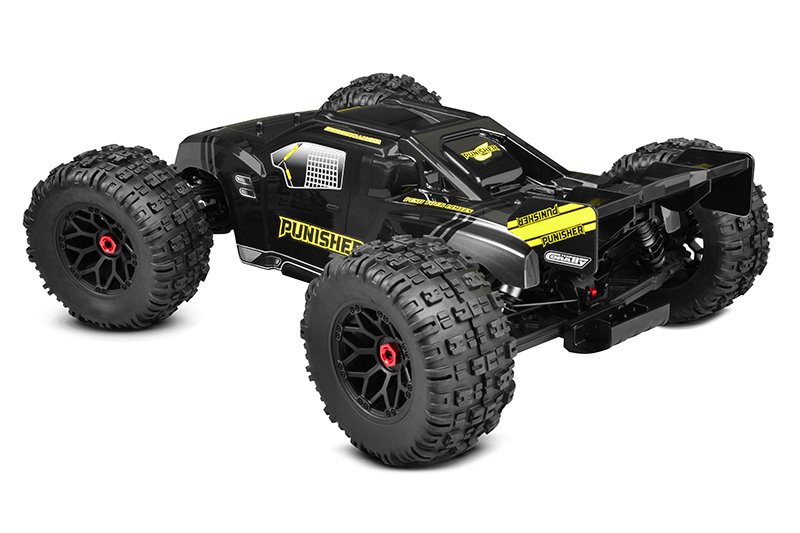 Image 3 of Corally Punisher XP 6S 1/8 Monster Truck LWB RTR Brushless