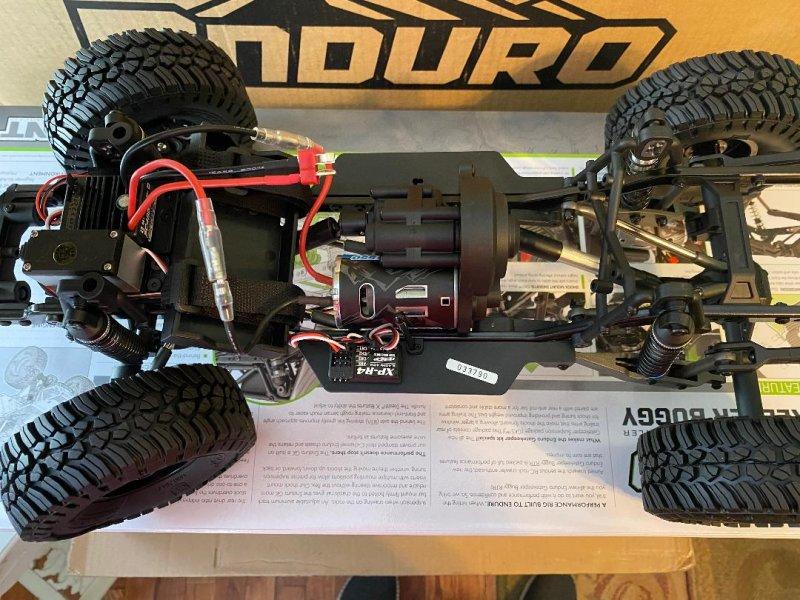 Image 1 of Team Associated Enduro Gatekeeper Rock Crawler Buggy, 1/10, RTR COMBO package