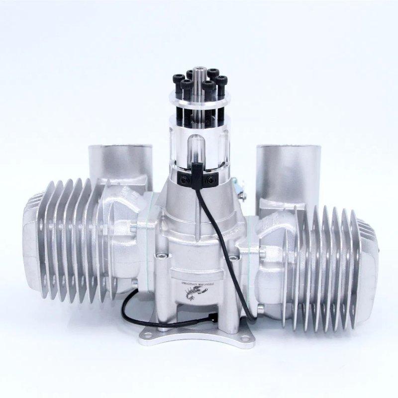 Image 2 of RCGF Stinger 125cc TWIN Gasoline model aircraft engine