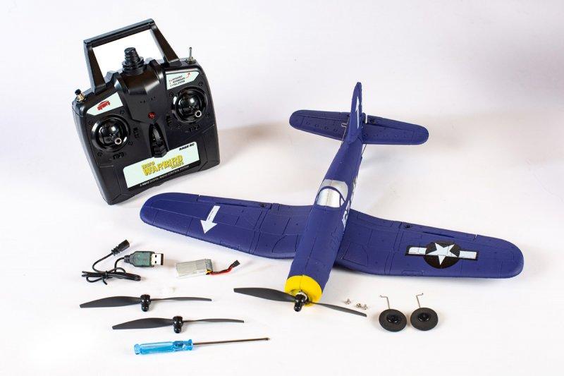 Image 2 of RAGE F4U Corsair Micro RTF Airplane w/PASS