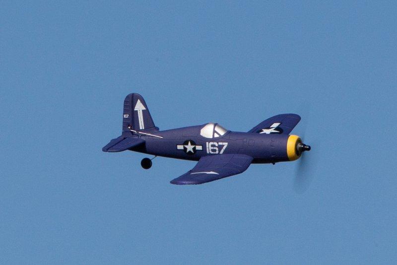 Image 4 of RAGE F4U Corsair Micro RTF Airplane w/PASS