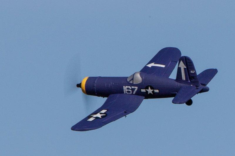 Image 5 of RAGE F4U Corsair Micro RTF Airplane w/PASS