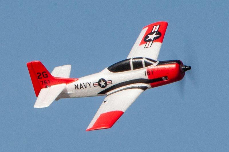 Image 3 of RAGE T-28 Micro RTF Airplane w/PASS