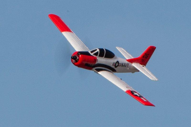 Image 4 of RAGE T-28 Micro RTF Airplane w/PASS