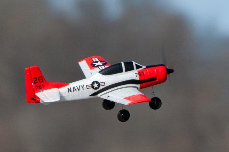 Image 5 of RAGE T-28 Micro RTF Airplane w/PASS