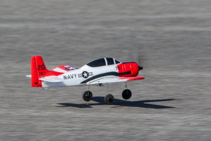 Image 6 of RAGE T-28 Micro RTF Airplane w/PASS