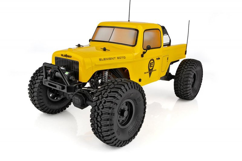 Image 0 of Team Associated Enduro Ecto Trail Truck RTR Combo package