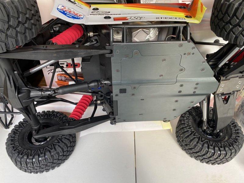 Image 3 of Losi Super Baja Rey SBR 2.0 8S Brushless 1/6 RTR Desert Truck King Racing New!!