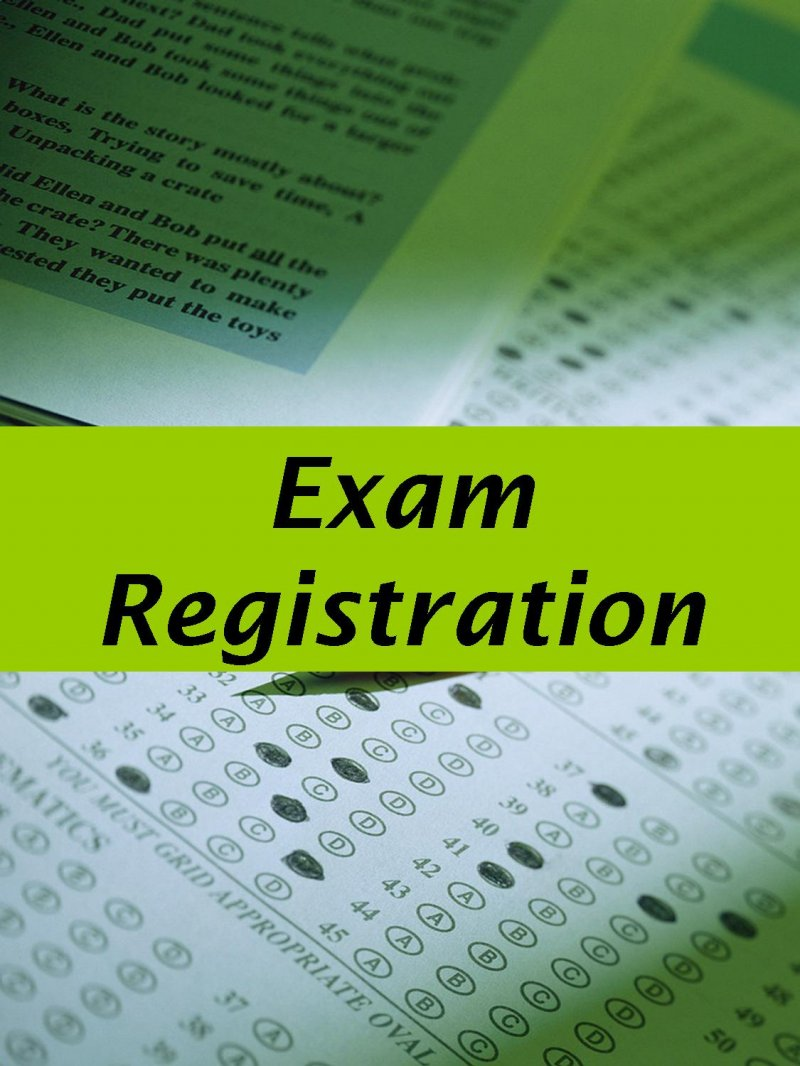Image 0 of Register For the NS Exam