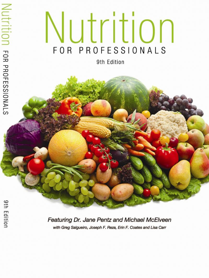 Image 0 of Nutrition for Professionals Textbook 9th Ed