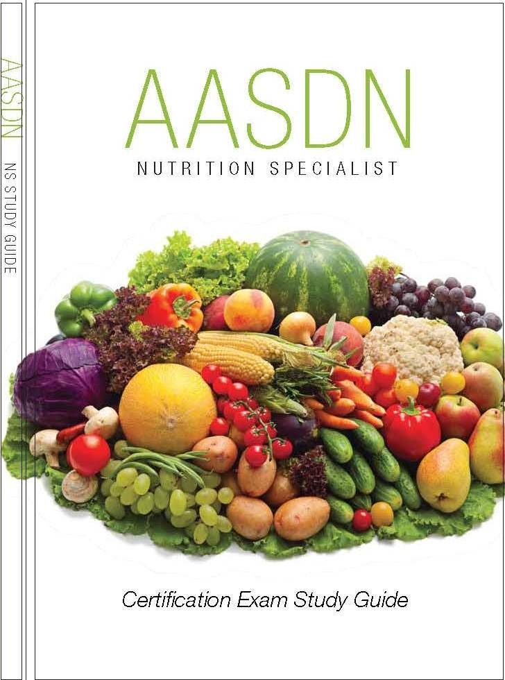 Image 0 of Nutrition Specialist Certification Study Guide