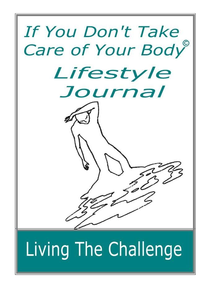 Image 0 of If You Don't Take Care of Your Body - Lifestyle Journal