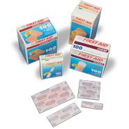 sheer adhesive bandages