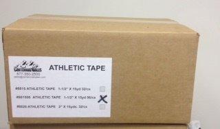 Image 0 of Centennial Athletic Tape bulk 96 rolls