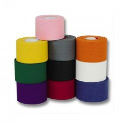 Colored athletic tape