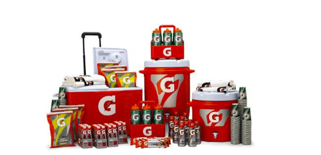 Image 0 of Gatorade  G series Performance Package (available to High Schools only)