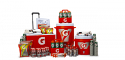 Gatorade  G series Performance Package (available to High Schools only)