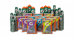 Gatorade Refuel and Restore Kit    Limited to High Schools