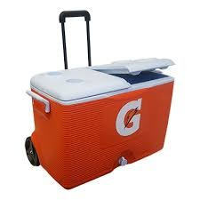 Gatorade 60 quart Cooler on Wheels