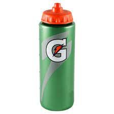 Gatorade Squeeze bottles