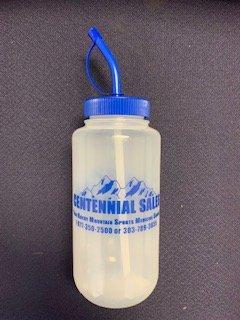Image 0 of Centennial Sales Water bottle w/ straw