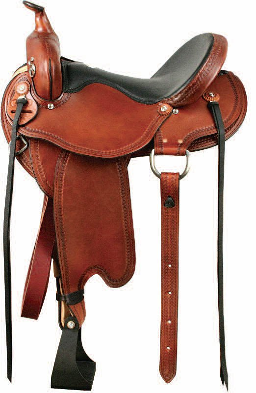 Dakota Saddlery 213 Flex Tail Saddle 16 Quot Seat