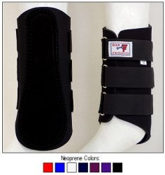 Thumbnail of Bar F B940 Front Tuck Loop Splint Boots
