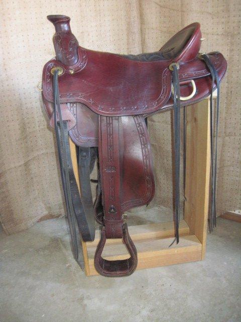 Tucker Saddles