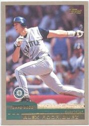 Thumbnail of 2000-Alex Rodriguez-Topps-100-Baseball Card