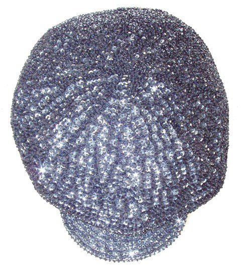 Image 0 of Sequin Brando Cap Gray/Hematite (HAT03)