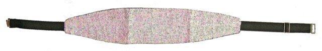 Image 0 of Sequin Cummerbund Belt Opal White