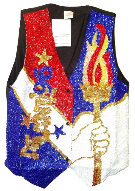 Image 0 of Sequin Vest Atlanta '96