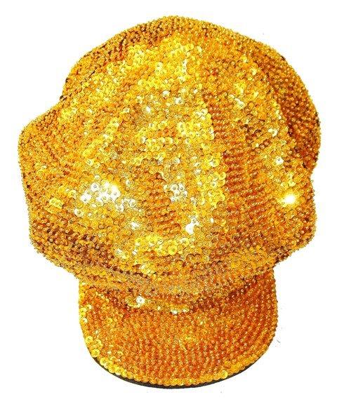 Image 0 of Sequin Brando Cap Copper (HAT03)