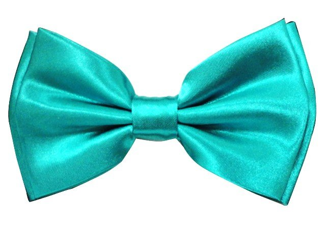 Image 0 of Bow Tie Teal