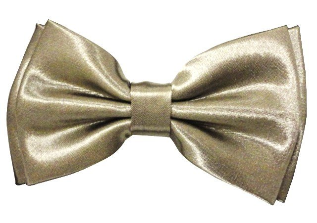 Image 0 of Bow Tie Lite Brown