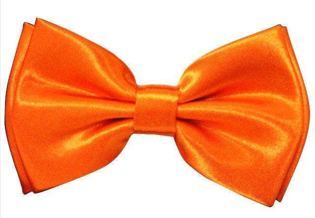 Image 0 of Bow Tie Orange