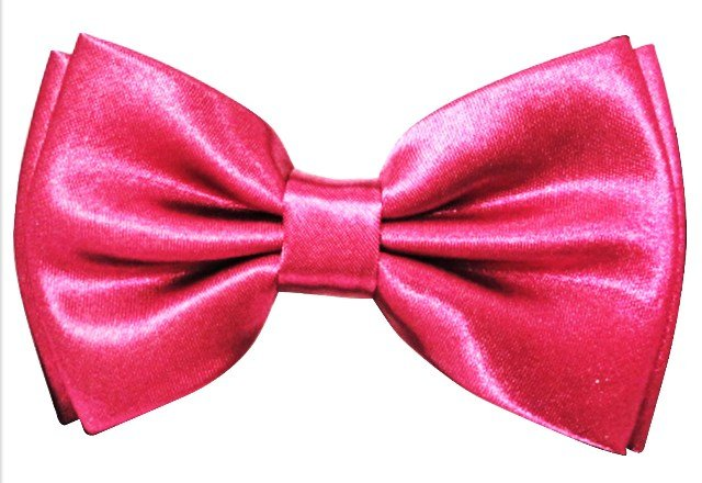 Image 0 of Bow Tie Burgundy