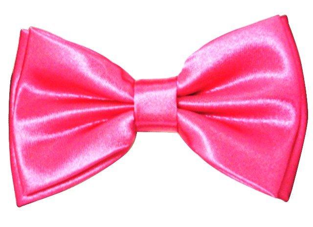 Image 0 of Bow Tie Fushia/Hot Pink