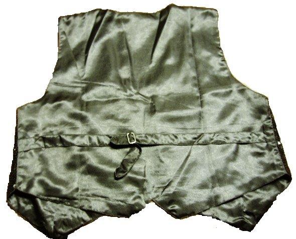 Image 1 of Sequin Vest Silver