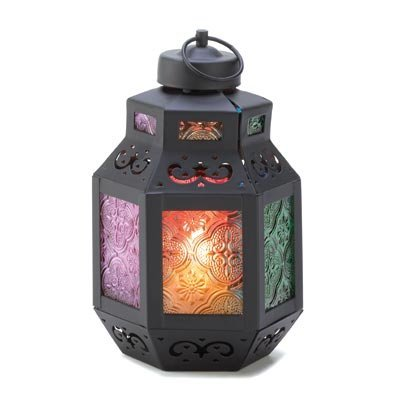 Image 1 of 40 Small Candle Lanterns Wedding Marketplace Rainbow Delight Moroccan