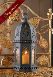 50 Dramatic Moroccan Yellow Candle Lanterns Wedding Centerpiece