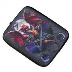 Dragon Laptop Sleeve, Protective Laptop Sleeve, Lunar Magic Dragon, Fantasy