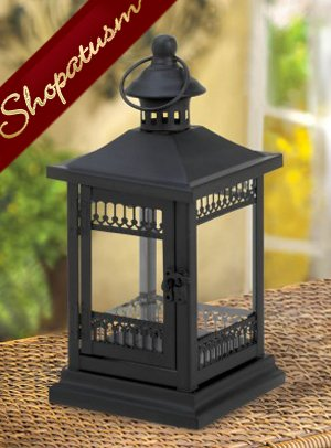 48 Victorian Charm Wedding Centerpieces Black Garden Lanterns