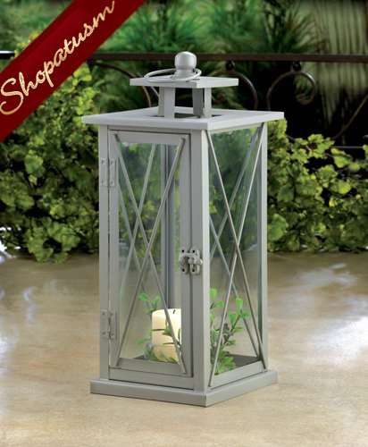 Wholesale lanterns small garden lantern gray marnar