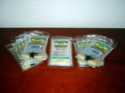 Lot of 12 Collector Safe Gameday Card Holder 100 Card Sleeves SL 2475